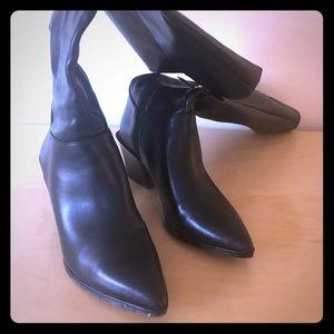 Nine West Stylish Black Boots